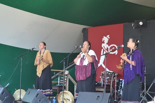 Iskwew Singers - EFMF 2013