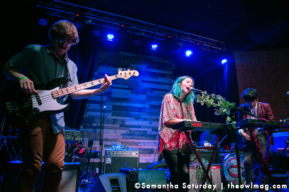 Haunted Summer @ The Constellation Room, Santa Ana, Ca 8/20/13