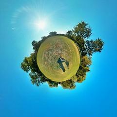Centre Island Mini Planet