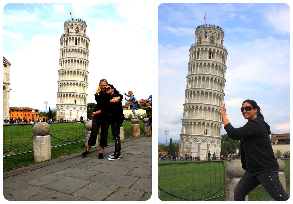 Leaning Tower Fun