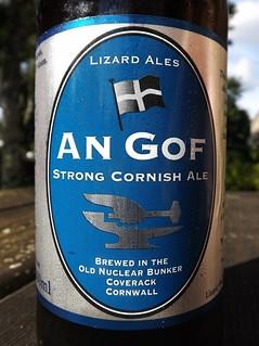 Lizard, An Gof, England