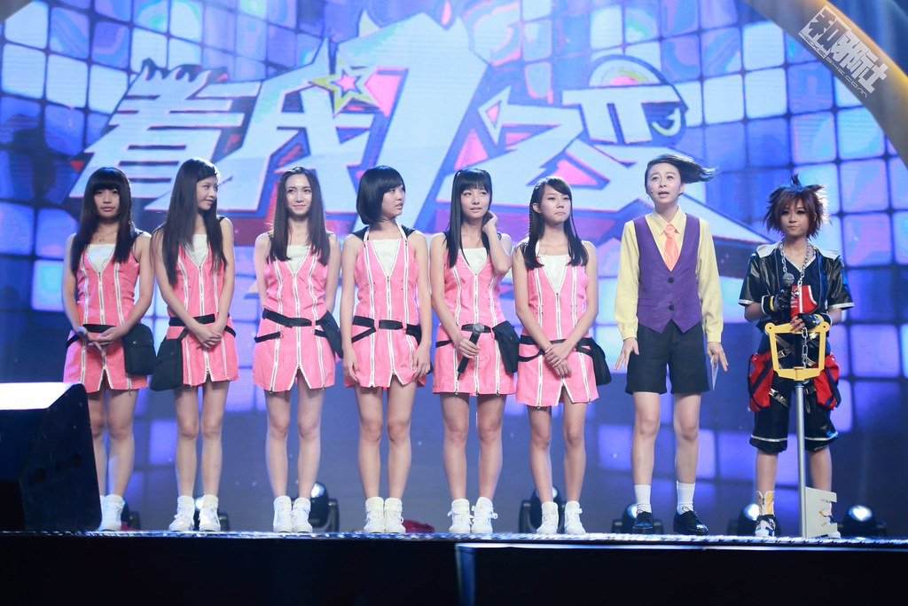 SNH48 SNH48二期生,72变,林思意 龚诗淇 陆婷 王依君 赵粤