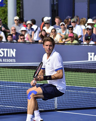 2013 US Open (Tennis) - Nicolas Mahut