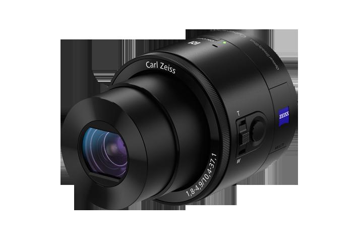 Sony DSC-QX100 (Black)