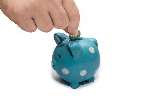 Adding to Piggy Bank