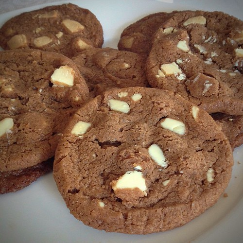 ¿Gustan ustedes? #cookies #desayuno #igers #foodigers #pornfood #chocolate