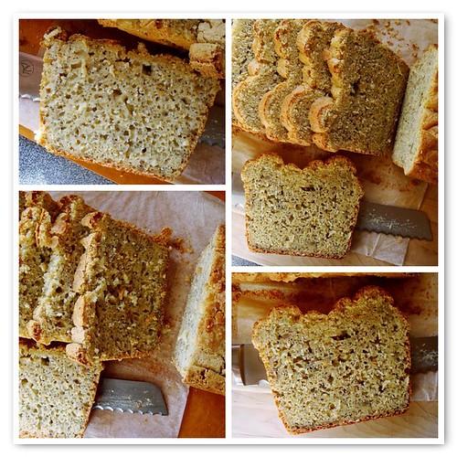 Gluten Free Sandwich Loaf