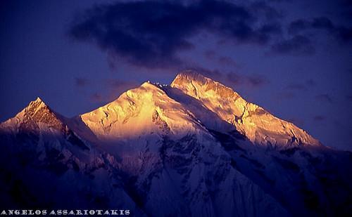 pakistan climbing hunza karakorum