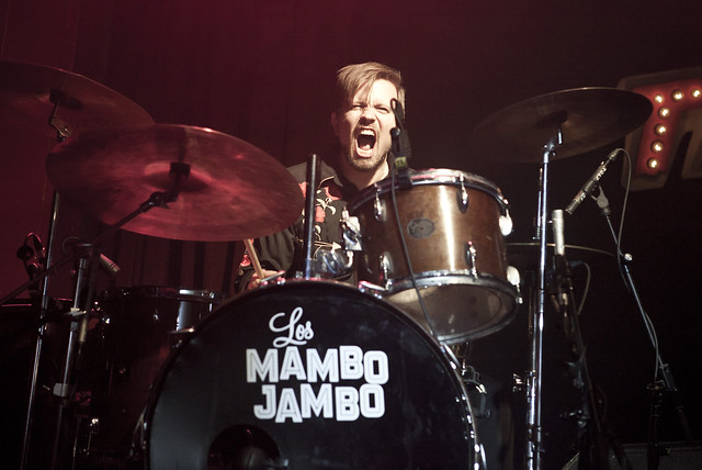 Anton Jarl - Los Mambo Jambo