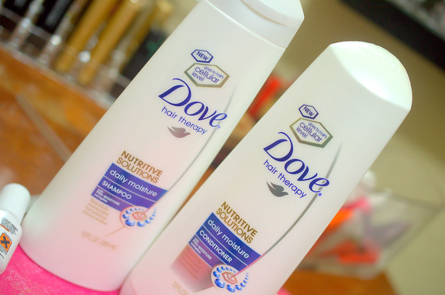 My Dove Hair Update + Get FREE samples!