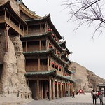Yungang Grottoes, China