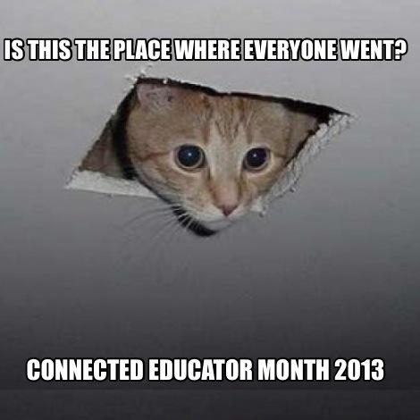 Ce13 memes: Anybody Here?