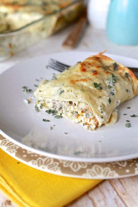 Rustic Lasagna 143