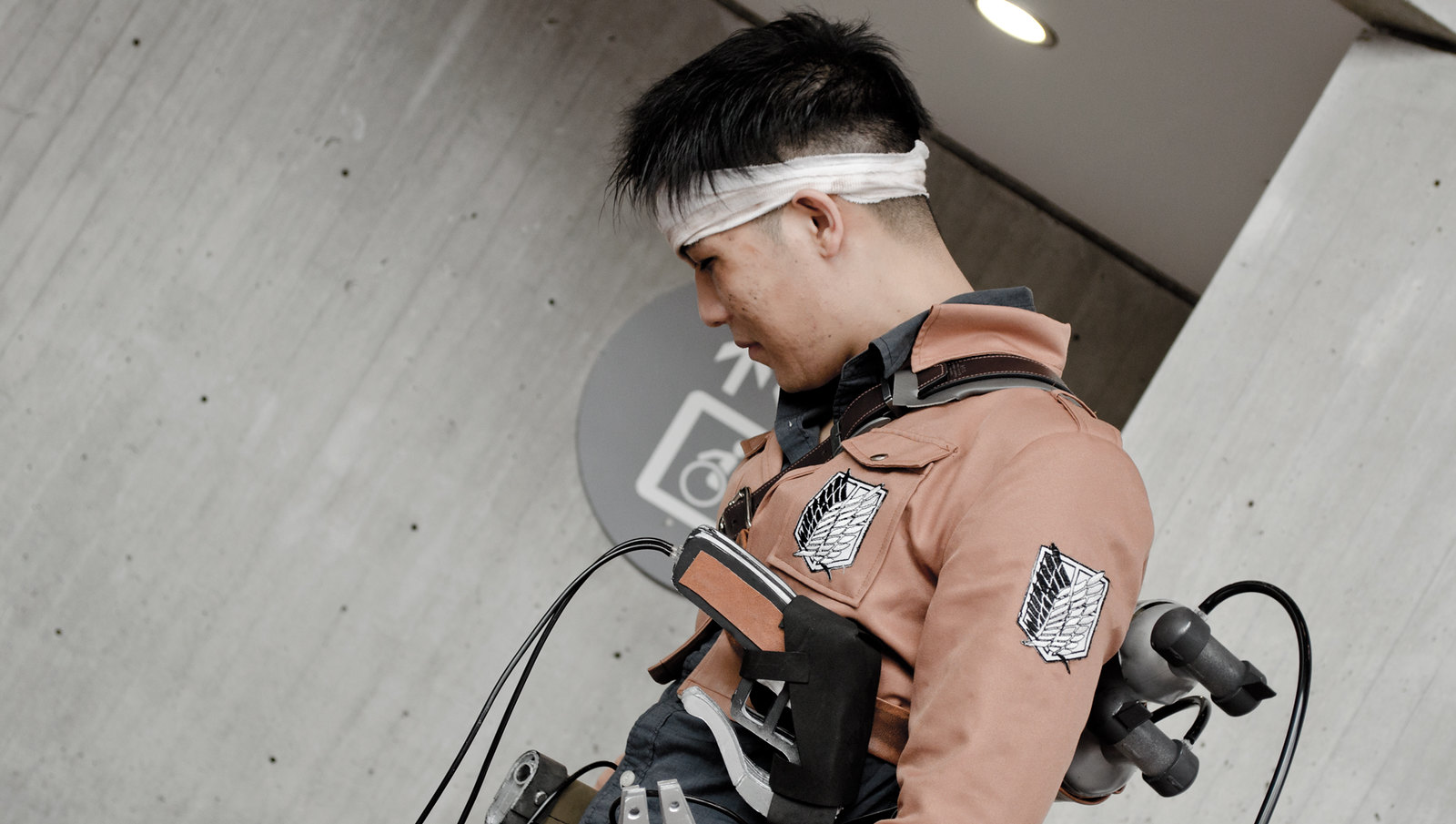 Attack on Titan Cosplay
