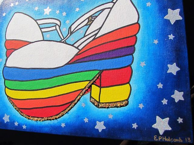 rainbow platform signature