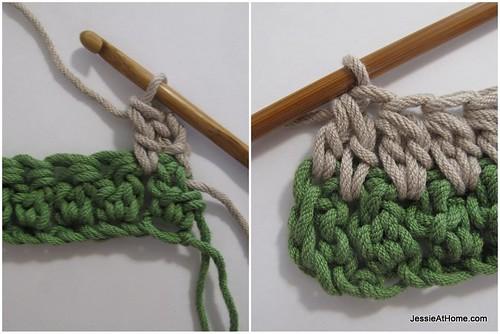 Faded-Ripple-Free-Crochet-Pattern-Row-2