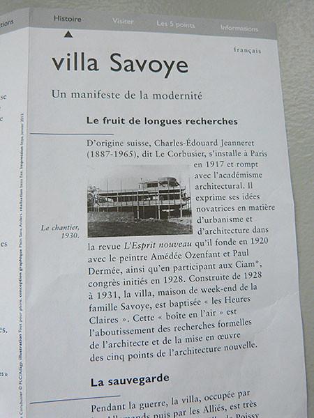 villa savoye 1