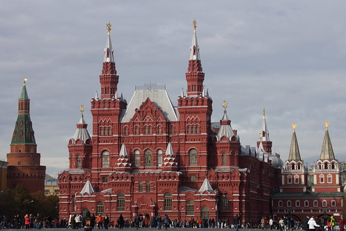 Welcome to Moscow - Red Square by CharlesFred