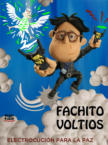 Fachito recargado by alter eddie