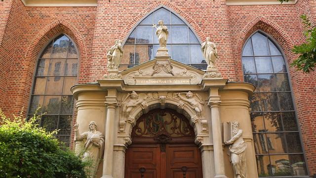 Tyska kyrkan, German Church, Gamla Stan, Stockholm