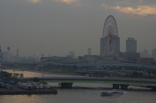 Tokyo Train Story ゆりかもめ 2013年11月3日