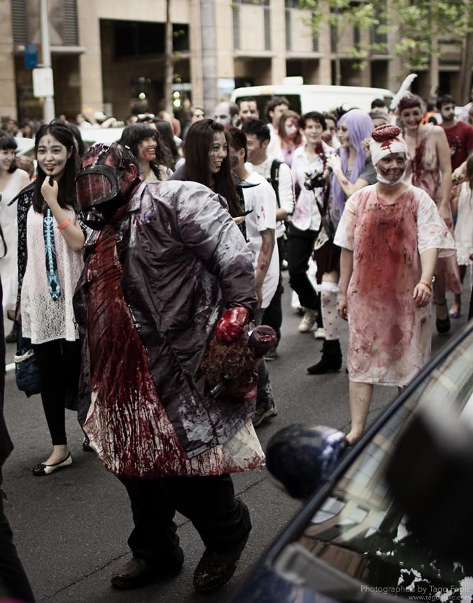 Sydney Zombie Walk 9
