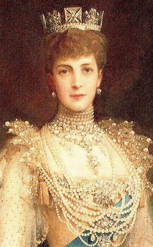 Queen Alexandra of England, Princess of Denmark