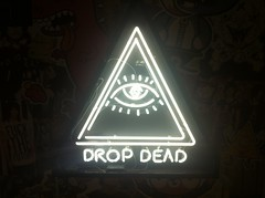 Drop Dead shop in soho