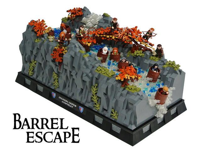 Barrel Escape
