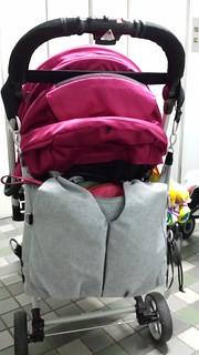 lassig diaper bag review all about cherieladie. Black Bedroom Furniture Sets. Home Design Ideas