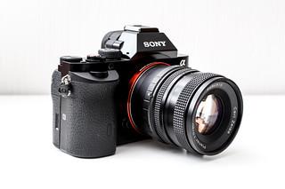 Sony A7 Bild