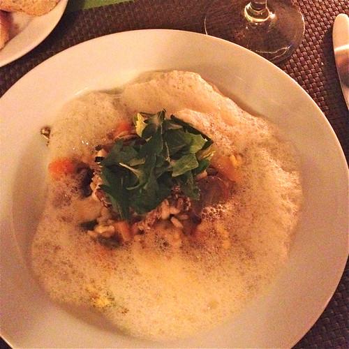 Oaxaca risotto
