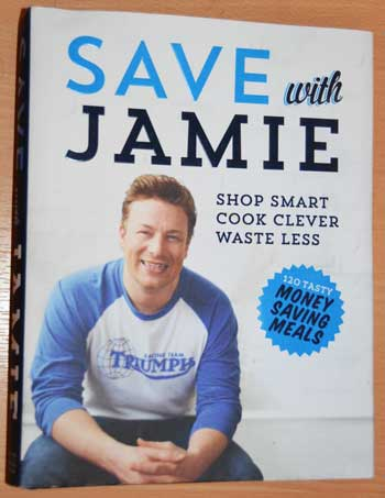 Jamie Oliver Money Saving Meals cover