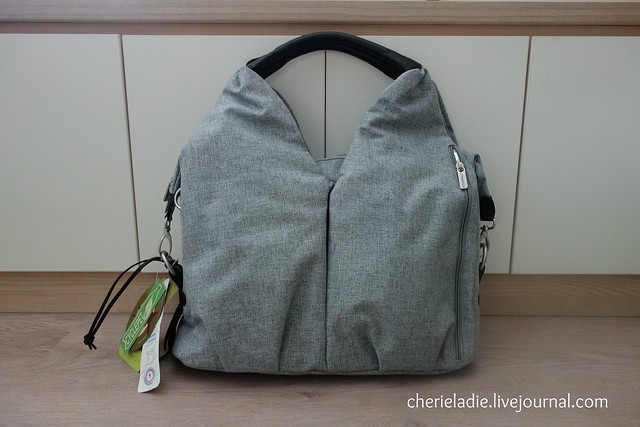 Lassig Shoulder Diaper Bag Review 55