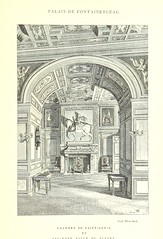 """British Library digitised image from page 113 of """"Guide artistique & historique au Palais de Fontainebleau, etc [With illustrations.]"""""""