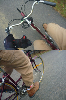 Riding the Junker Schwinn