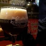 ベルギービール大好き!! グロッテン・ビア Grottenbier @ベル・オーブ 六本木店