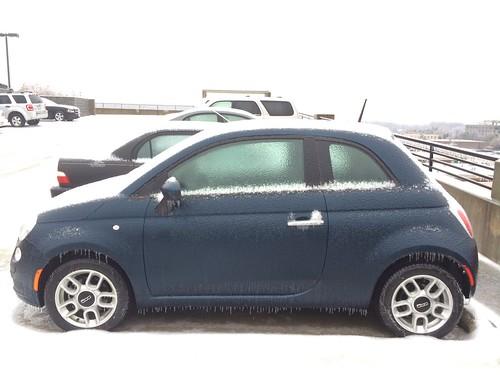Icy Fiat