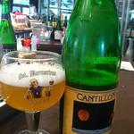 ベルギービール大好き!!カンティヨン・アプリコット・フフンCANTILLON Apricot Fou'Foune