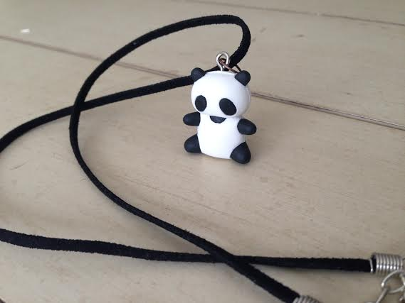 Panda Iwako Necklace