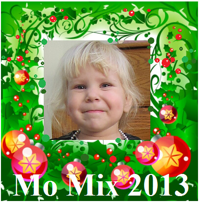 Mo Mix cd cover 2013
