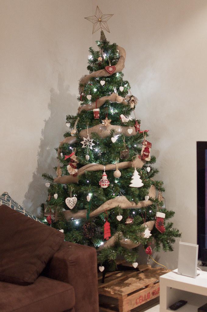 decorating the tree - (6 o copy
