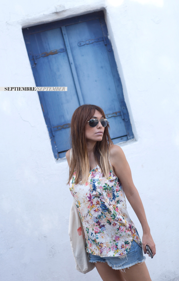 street style barbara crespo outfits review year 2013 fashion blogger post