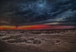 Storm/Dramatic Sky