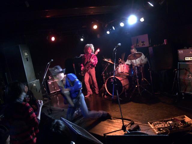 JIMISEN live at Adm, Tokyo, 05 Jan 2014. GR082