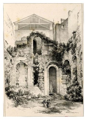 001-Souvenir du vieux Paris…1835- L.T. Turpin de Crissé- Institut National d'histoire de l'art- INHA