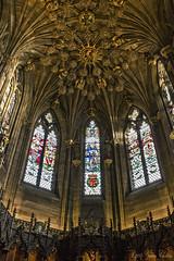 Thistle Chapel St.Giles Cathedral Edinburgh