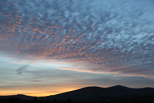 Ballinderry Sunset