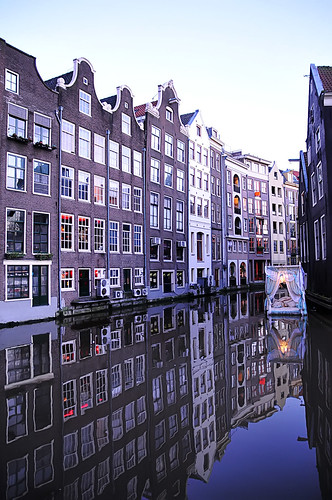 Cama flotante - Amsterdam