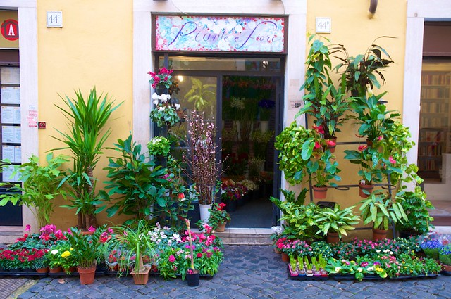 Trastevere Flower Shop
